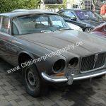Jaguar XJ12 Double Six zum restaurieren mit sehr guter Substanz,es fehlt allerdings so einiges...