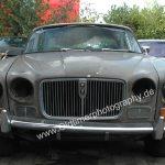 Jaguar XJ12 Double Six zum restaurieren, aber ohne Motor