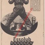 Esso Werbung in Neue Kraftfahrer-Zeitung von 1939