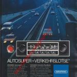 Grundig Auto-Radio ams Heft 11, 25. Mai 1974