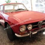 Alfa Romeo 1750 GT Veloce Frontansicht