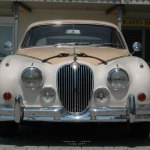 Jaguar Mark II 3.8 Litre in duotone