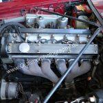 Jaguar XJ6 6-Zylinder-Reihenmotor (Viertakt) mit 4235 cm³