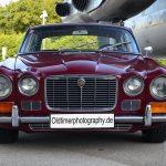 Jaguar XJ6 Frontansicht / Front view