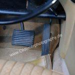 Jaguar XJ6 Serie 1 Pedalerie für Automatikgetriebe
