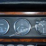 Jaguar XJ6 Serie 1 mit Rundinstrumenten
