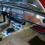 Jaguar XJ6 Series 1 Interieur mit Wurzelholz