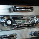 Jaguar XJ6 mit Radio Becker Mexico TR aus den 60er Jahren