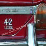 Jaguar XJ6 mit Schriftlogo 4.2 Litre am Heck
