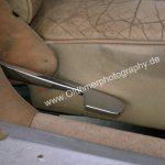 Jaguar XJ6 mit verchromten Hebel zur Sitzverstellung
