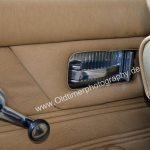 Jaguar XJ6 mit hartverchromter Fensterkurbel und Türöffner