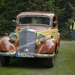 Mercedes-Benz 170 V in Duotone Farben