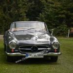 Mercedes-Benz 190 SL beim Oldtimertreffen in Kressbronn