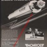 Monroe Gas-Matic Stoßdämper in mot Nr. 14, 23. Juni 1989