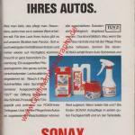 Sonax Autopflege in mot Nr. 14, 23. Juni 1989