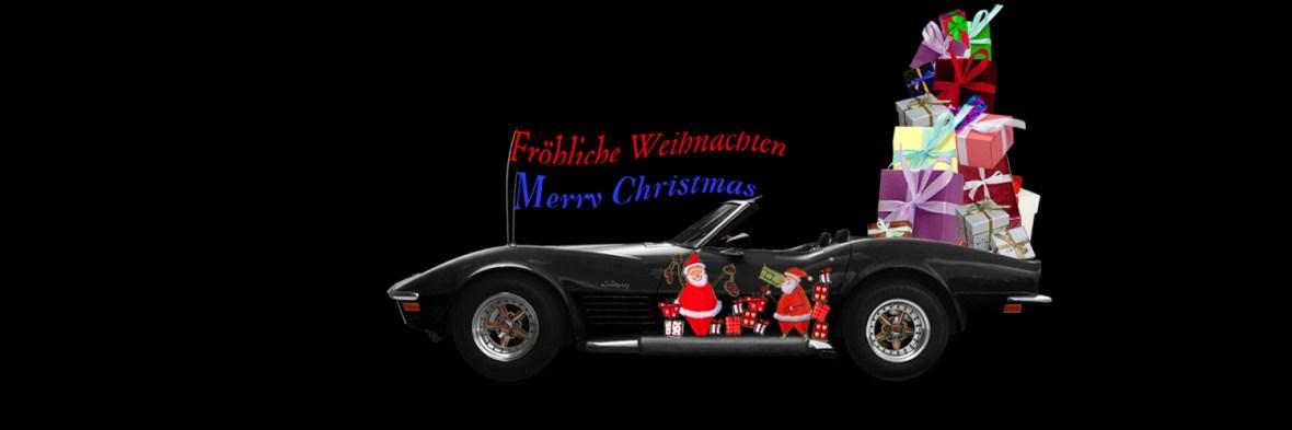 Corvette Weihnachten 2019