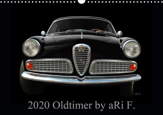 2020 Oldtimer by aRi F. in black