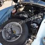 Citroen ID 19 mit Ersatzreifen im Motorraum