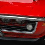 Corvette C3 Convertible Scheinwerfer Detailansicht