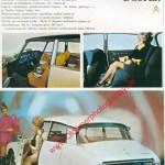 Citroen ID/DS 19 Advertising/Publicité/Werbung/Annonce, Datum unbekannt