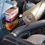 Citroen ID 19 Motorraum
