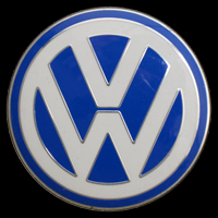 Logo VW Beetle (1997-2003) Serie 1