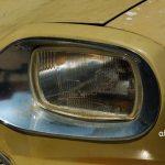 Citroen Ami 8 Scheinwerfer, die dem Ami 6 nachempfunden wurden
