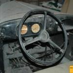 Opel P4 Instrumententafel mit sehr viel Patina...