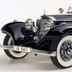 Baronin Gisela von Krieger und ihr Mercedes-Benz 540 K. Foto Auto-Medienportal.Net/Gooding