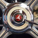 Mercedes-Benz 540 K Spezial Roadster Lenkrad Detailansicht