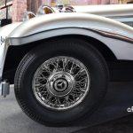 Mercedes-Benz 540 K Spezial Roadster mit verchromten Speichenfelgen