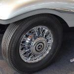 Mercedes-Benz 540 K Spezial Roadster mit Speichenfelgen