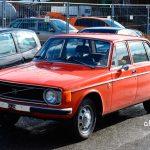 Volvo 144 De Luxe Frontansicht