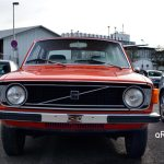 Volvo 144 Frontansicht / front view