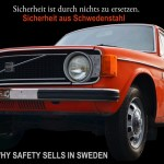 Volvo 144 Poster photographed by aRi F.