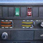 Volvo 144 mit Heizungsregler