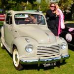 Fiat Topolino bei einem Oldtimertreffen in Kressbronn