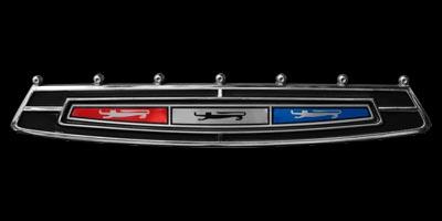 Logo Ford Galaxie Coupé 1959