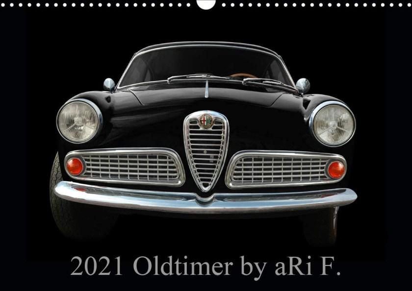 Oldtimerkalender 2021 by aRi F. ISBN 9783672304072