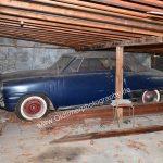 Das Objekt der Begierde und erster Anblick des Studebaker Champion von 1948