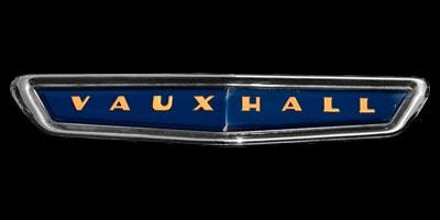 Logo Vauxhall in den 60er Jahren