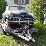 Studebaker Champion 3rd generation (1947-1952) auf Autotrailer