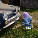 Studebaker Champion Frontdetail