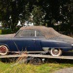 Studebaker Champion auf Autotrailer