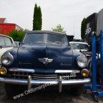 Studebaker Champion mit gründlicher Aussenwäsche bereit zum Verkauf