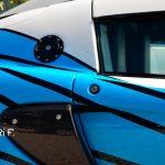 Lotus Elise S2 Umbau zu Lotus Exige Tankdeckel