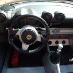 Lotus Elise S2 Interieur
