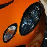 Lotus Elise S2 Scheinwerfer