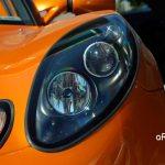 Lotus Elise S2 Scheinwerfer und Xenon-Licht