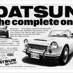 Datsun Sports 1600 60er